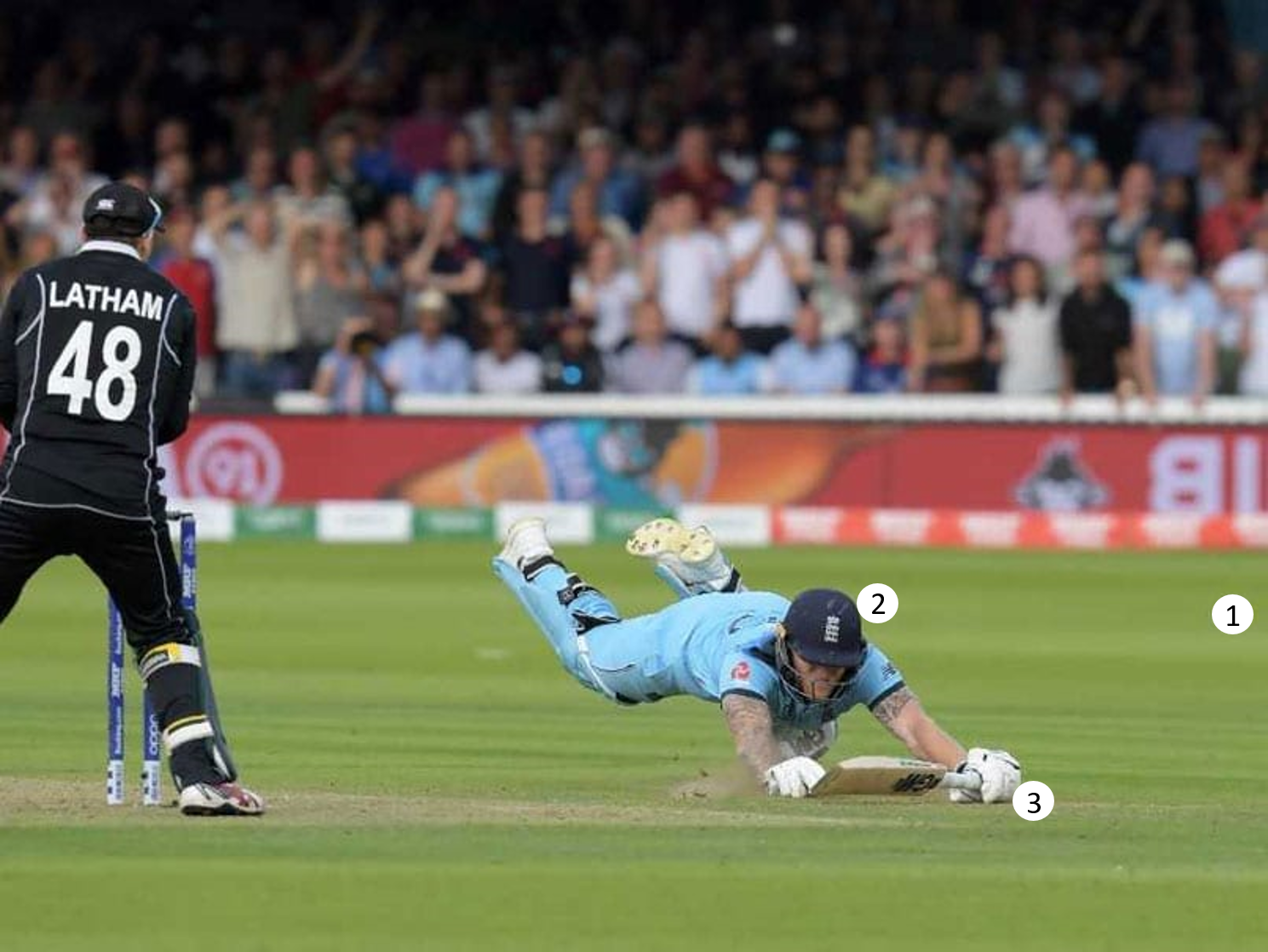 Image for 5. Spot the ball